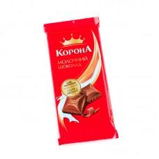 """Шоколад молочный """"Корона"""" 90г"""