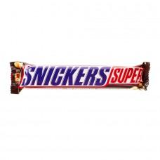 """Шоколадный батончик """"Snickers Super"""" 95г"""