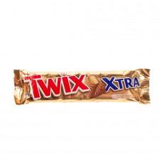 """Шоколадный батончик """"Twix xtra"""" 82г"""