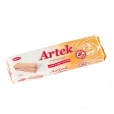 """Вафли с молочным кремом и арахисом """"Artek"""" 320г"""