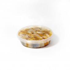 Сельдь в масле, с пряностями, филе, кусочки 200 г