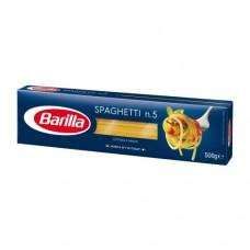 """Макароны Spaghetti nr.5 """"Barilla"""" 500г"""