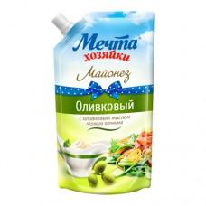 Майонез Мечта Хозяйки Оливковый 67% 400мл