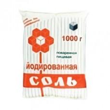 Соль йодировання 1000г