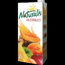 "Сок ""Naturalis"" мультифрукт 2L"