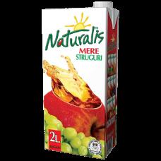 """Сок """"Naturalis"""" ябл-вин 2L"""