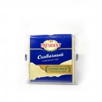 """Сыр плавленый """"President"""" сливочный 40%, 150 г"""