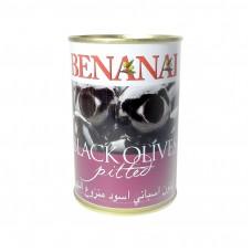 Маслины с косточкой Benanai 420г