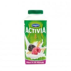 Йогурт питьевой Activia с лесными ягодами 320г