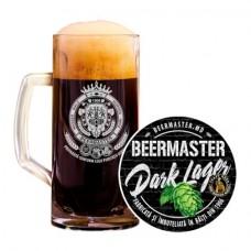 """Пиво темное """"Beermaster"""" 1l"""