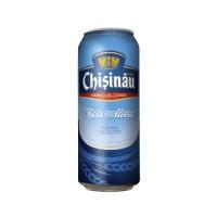 """Пиво """"Chisinau 0"""" 0.5 l"""