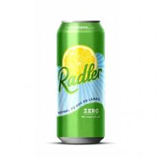 """Пиво """"Radler"""" Zero 0.5 l"""