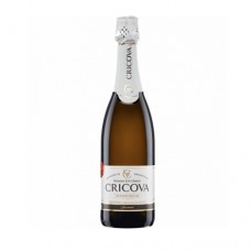 Вино игристое Cricova белое сладкое 0,75 l