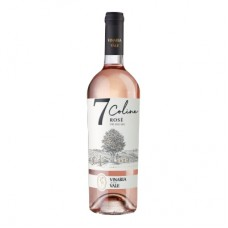 Вино 7 Coline Rose Roz Sec 0.75