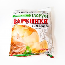 Вареники с картошкой Laska 900 г